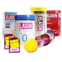尚牌,003天然乳胶橡胶避孕套超薄透明罐装,,