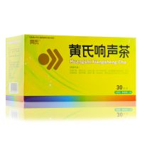 ,济民可信  黄氏响声茶,0.8g*30袋,用于声音嘶哑,发声疼痛,咽喉干嗓等