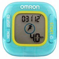 欧姆龙,电子计步器HJA-313,,【携带方便  测量准确】适用于监测身体活动消耗的卡路里