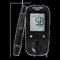 罗氏,德国进口 罗氏罗康全活力型血糖检测测试仪家用 可配试纸 测血糖,,测血糖