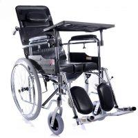 鱼跃,鱼跃轮椅 H009B实心胎,,