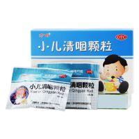 方略,小儿清咽颗粒,6g*15袋/盒,用于小儿外感风热引起的发热头痛,咳嗽音哑,咽喉肿痛