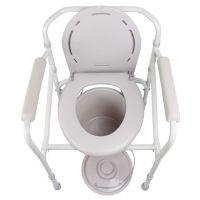 鱼跃,坐厕椅H023B,,可供危重病人,下肢残疾或骨折行动不便者如厕用