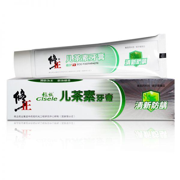 植效儿茶素牙膏(清新防龋绿茶香型) 150克