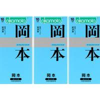 冈本,冈本003白金避孕套日本进口冈本0.01 超薄套套安全套男用情趣用品,,买再赠情趣礼包 赠完即止 隐私发货!