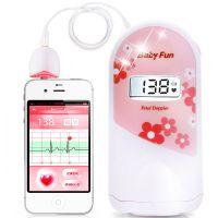 贝缤纷,超声多普勒胎儿心率仪  F20,,用于记录胎动,录制胎儿心音
