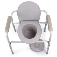 鱼跃,坐厕椅H020B,,适用于截瘫,偏瘫,行动不便或下肢无力不能站立者