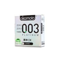 冈本,003白金超薄避孕套,,能够安全有效避孕