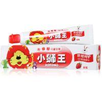 狮王,小狮王儿童牙膏(草莓),,用于口腔清洁
