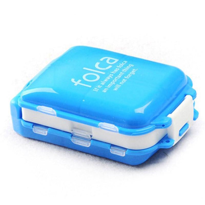 便携小药盒(此商品为赠品,不能单独购买)