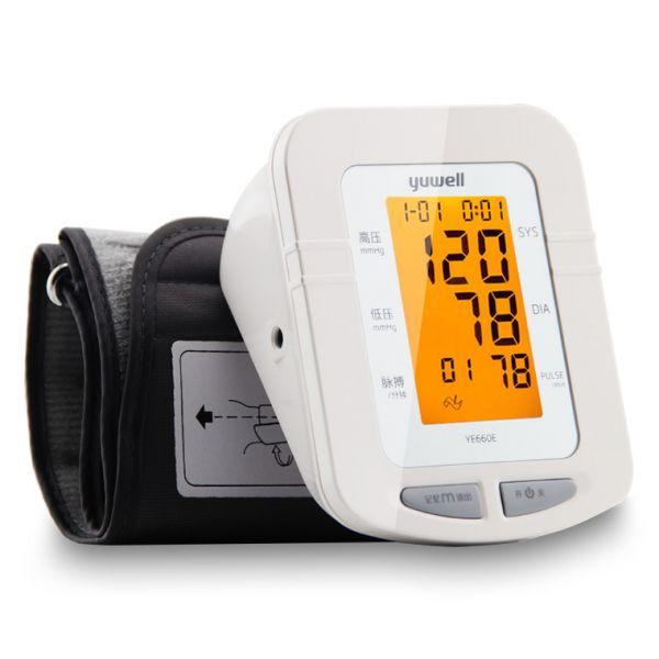 臂式电子血压计_YE660E