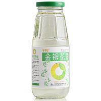 午时,金银花露含糖型,340ml/瓶,用于小儿痱毒,暑热口渴