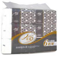悠健,筱健软抽纸6连包促销装,,纸巾