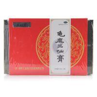 ,龟鹿二仙膏,100ml*2瓶/盒,用于肾虚精亏所致的腰膝疲软