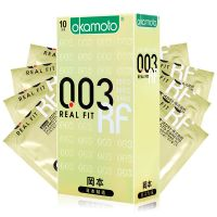 冈本,避孕套_OK003黄金超薄,,用于安全避孕,降低艾滋病的感染几率