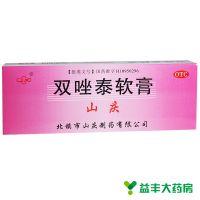 ,山庆 双唑泰软膏 (山庆)  4克*4支,4克*4支,用于细菌性阴道病