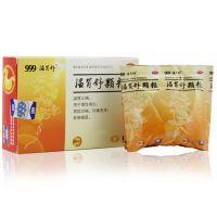 ,999温胃舒颗粒,6袋/盒,用于慢性胃炎,饮食生冷,受寒痛甚