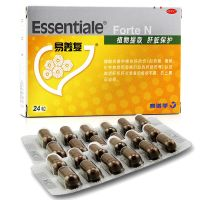 赛诺菲,易善复 多烯磷脂酰胆碱胶囊,228mg*24粒/盒,