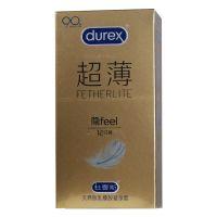 杜蕾斯,超薄装,,能有效避孕,并减少细菌的传染