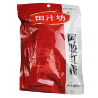 ,田汁坊 阿胶红糖  350g,,阿胶红糖