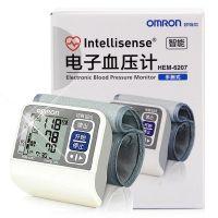 ,电子血压计HEM-6207,,用于测量人体血压及脉搏